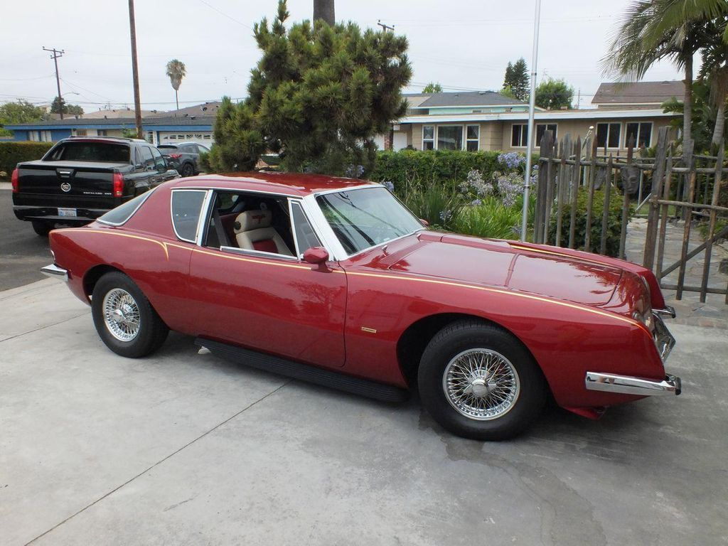 1963 Avanti Custom Show Stopper Supercharged - 12331699 - 3