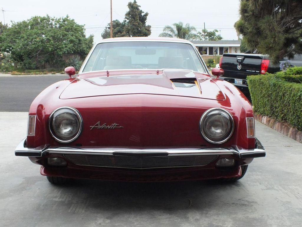 1963 Avanti Custom Show Stopper Supercharged - 12331699 - 7