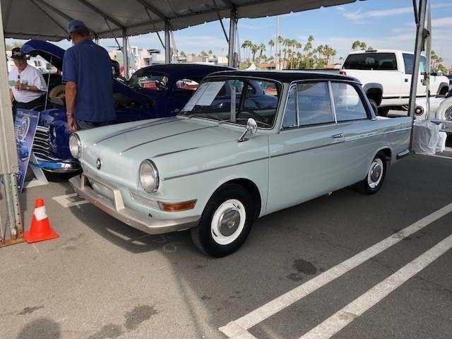 1963 BMW 7 Series