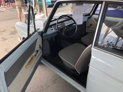 1963 BMW 7 Series  - Click to see full-size photo viewer