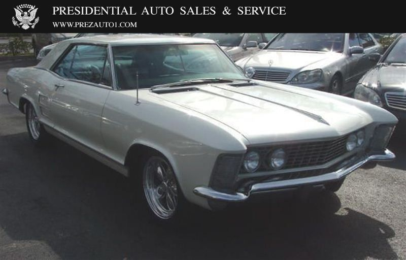 1963 Buick Riviera 2dr - 6110844 - 0