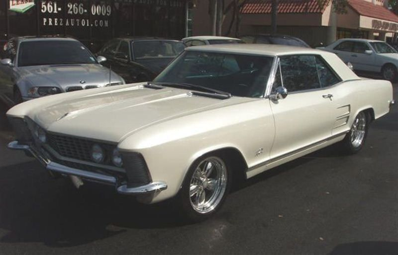 1963 Buick Riviera 2dr - 6110844 - 11