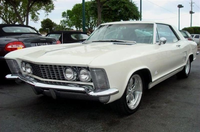 1963 Buick Riviera 2dr - 6110844 - 2