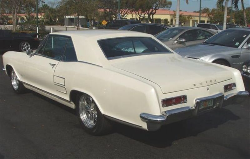 1963 Buick Riviera 2dr - 6110844 - 3
