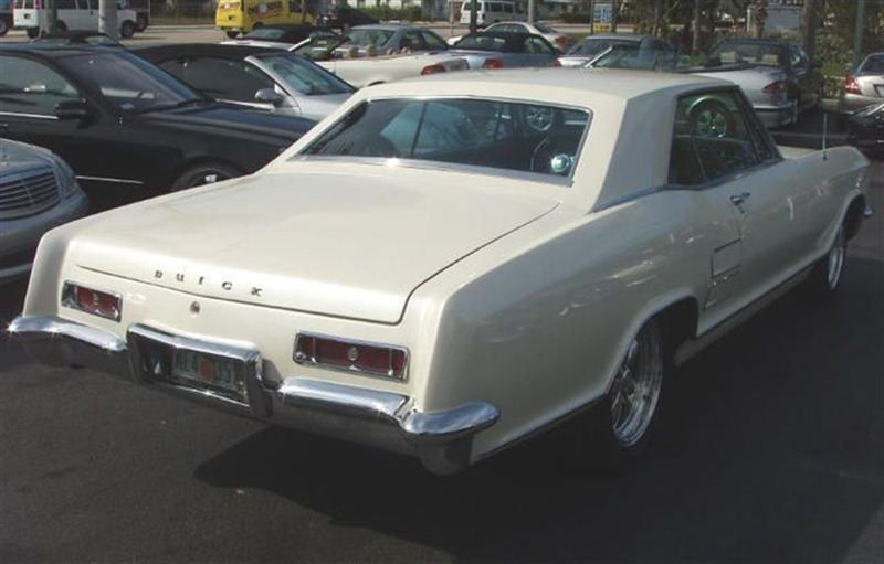 1963 Buick Riviera 2dr - 6110844 - 4