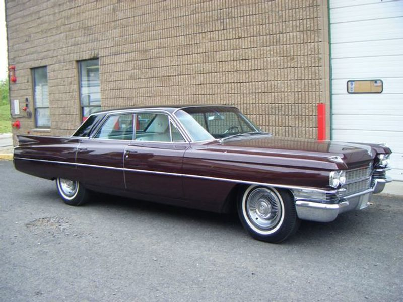 Used Cars For Sale In Delaware >> 1963 Used Cadillac SEDAN DEVILLE at Find Great Cars Serving Ramsey, NJ, IID 2962601
