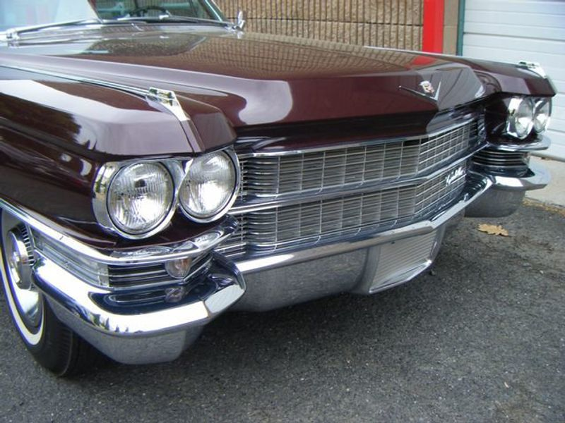 1963 Used Cadillac SEDAN DEVILLE at Find Great Cars Serving RAMSEY ...
