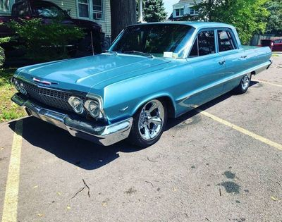1963 Chevrolet Bel Air  Coupe