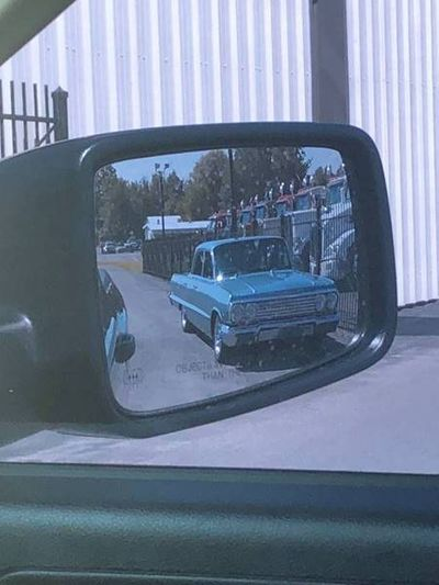 1963 Chevrolet Bel Air  - Click to see full-size photo viewer