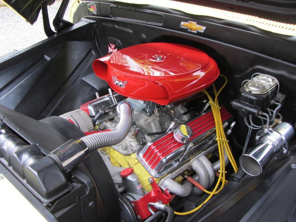 1963 Chevrolet C10 SWB Fleetside Low Rider Custom For Sale - 18398462 - 11