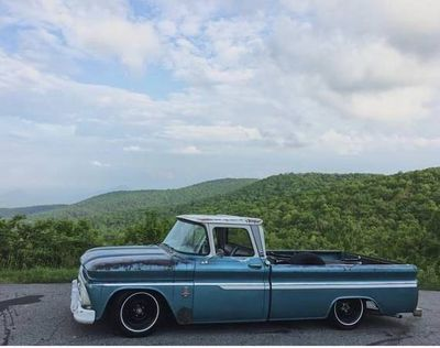 1963 Chevrolet C/K 10 Series  - Click to see full-size photo viewer