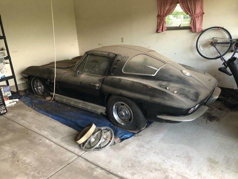Corvette Fuelie Split RestoMod
