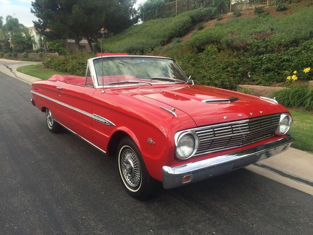 1963 Ford Falcon Futura  - Click to see full-size photo viewer