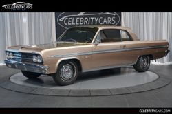 1963 Oldsmobile Jet fire Turbocharged - 631C03191