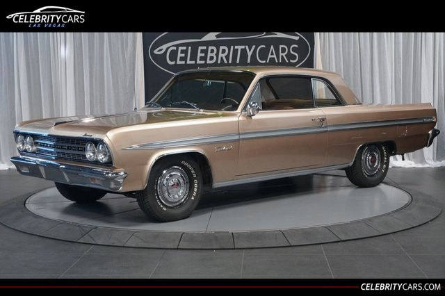 1963 Used Oldsmobile Jet fire Turbocharged Methanol injected V8 at  Celebrity Cars Las Vegas, NV, IID 15419335