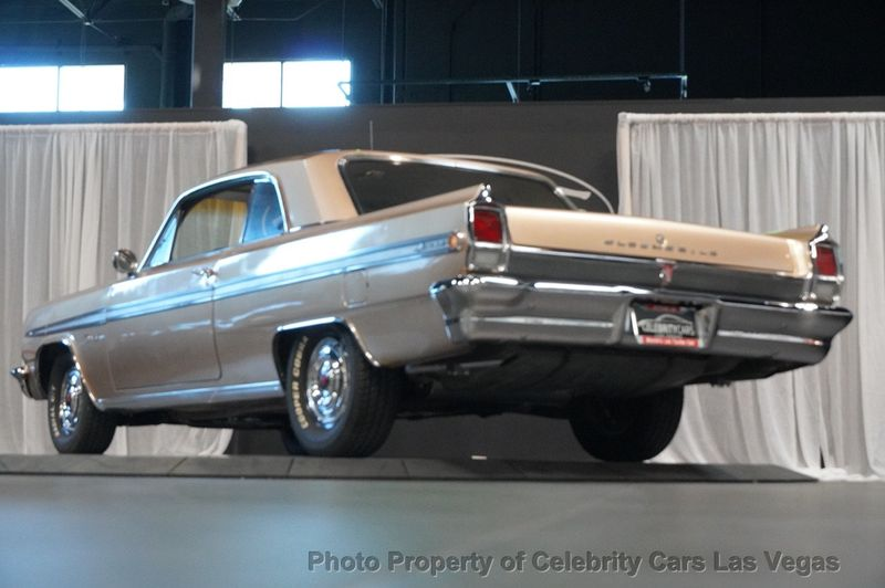 1963 Oldsmobile Jet fire Turbocharged Methanol injected V8 - Click to see full-size photo viewer