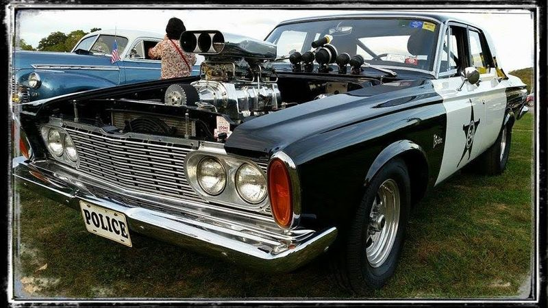 1963 Plymouth Belvedere Pro Street - 16303120 - 10