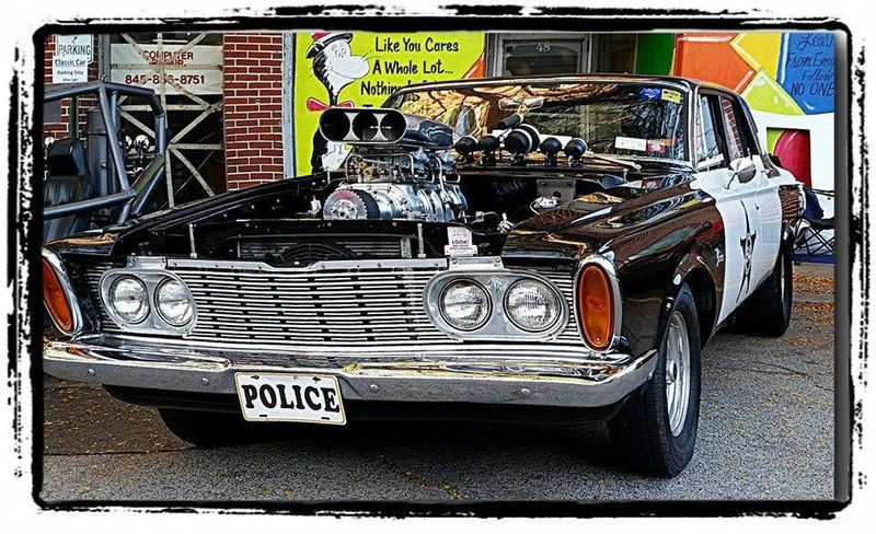1963 Plymouth Belvedere Pro Street - 16303120 - 11