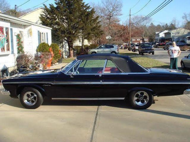 1963 Plymouth Fury Sport - 14162393 - 0