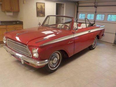 1963 Rambler amc  Coupe