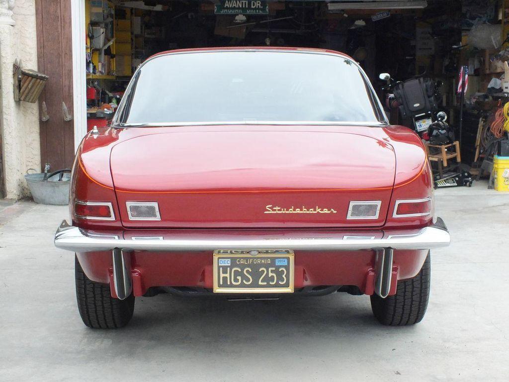 1963 Studebaker Avanti II - 12331699 - 5