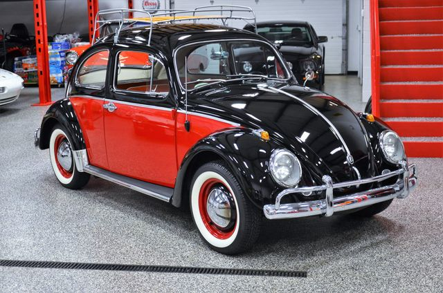 1963 Volkswagen Beetle Dubs City Beetle Replica - Click to see full-size photo viewer