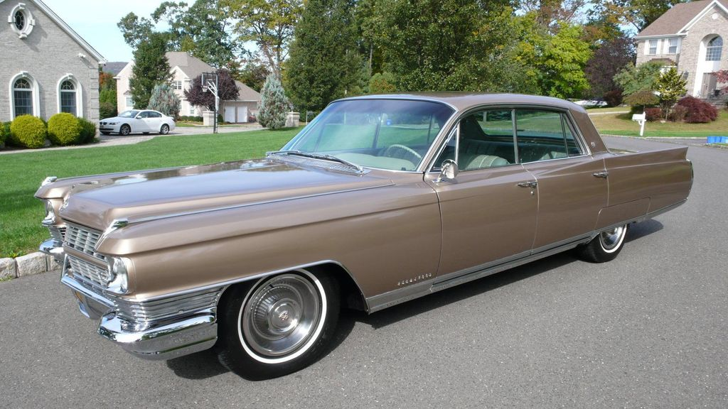 1964 Cadillac FLEETWOOD 4 DR Sedan for Sale in Ramsey, NJ on ...