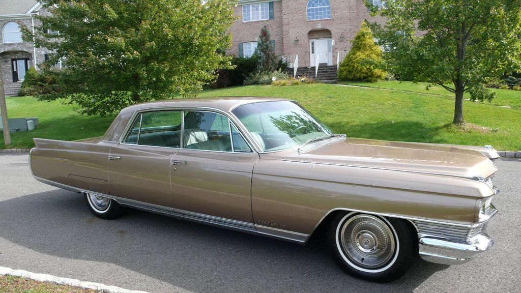 1964 Used Cadillac Fleetwood 4 Dr At Find Great Cars Serving Plano Tx Iid 9516734