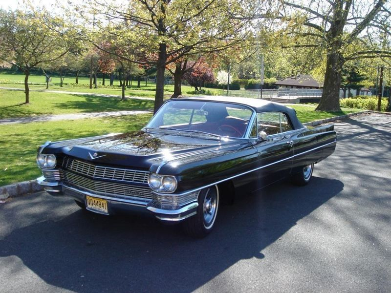 1964 Cadillac SERIES 62 ALL ORIGINAL - 8221986 - 18
