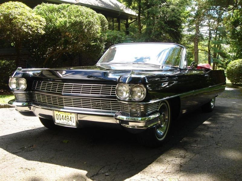 1964 Cadillac SERIES 62 ALL ORIGINAL - 8221986 - 27