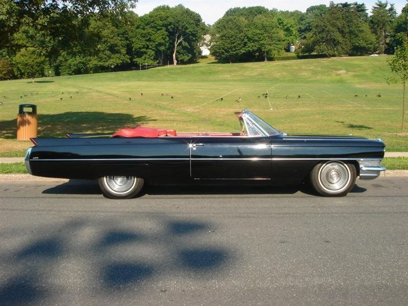 1964 Cadillac SERIES 62 ALL ORIGINAL - 8221986 - 4