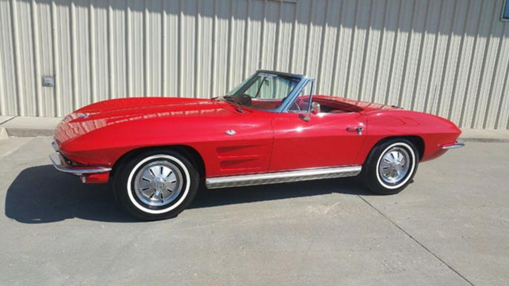 1964 Chevrolet Corvette Convertible 17463625 8