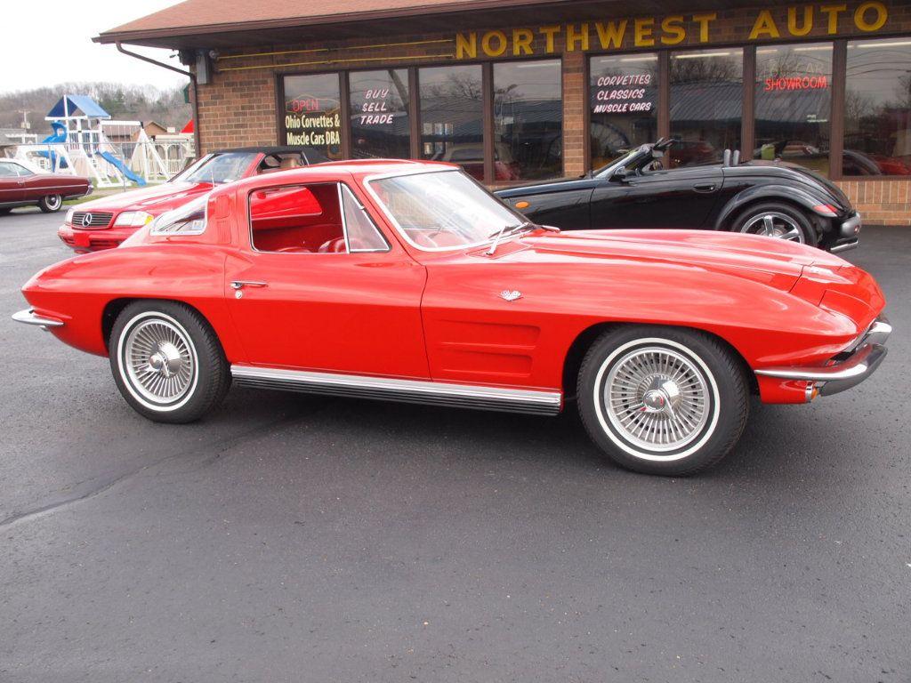 1964 Chevrolet Corvette Stingray - 17681969 - 1