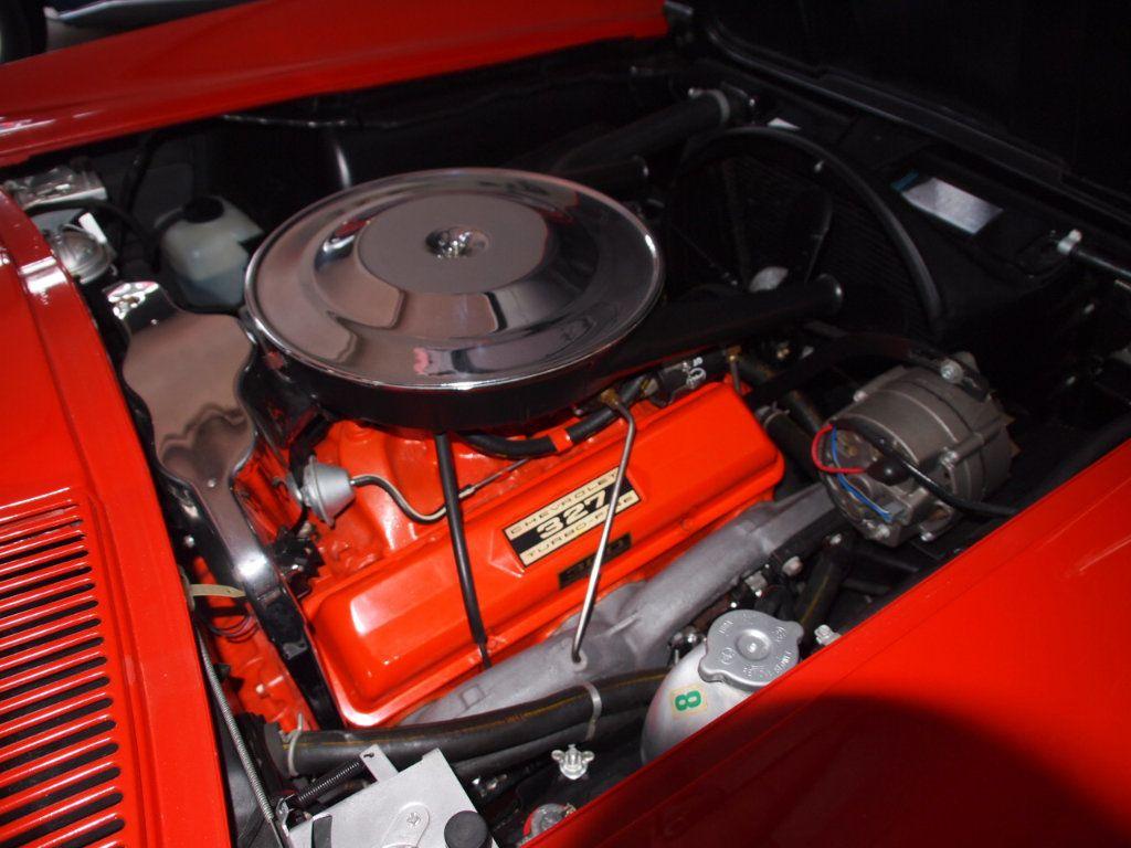 1964 Chevrolet Corvette Stingray - 17681969 - 24