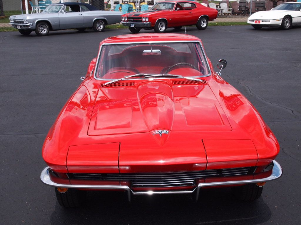 1964 Chevrolet Corvette Stingray - 17681969 - 28