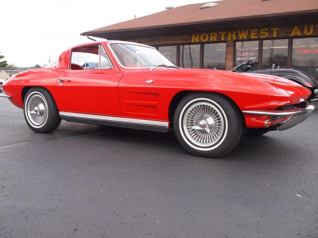 1964 Chevrolet Corvette Stingray - 17681969 - 2
