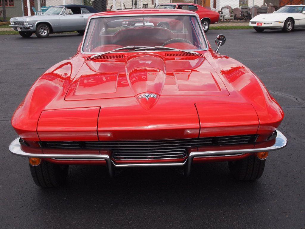1964 Chevrolet Corvette Stingray - 17681969 - 29