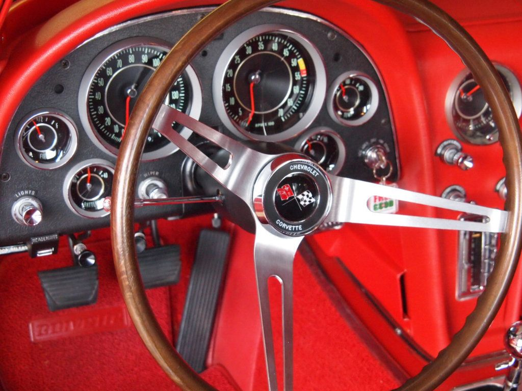 1964 Chevrolet Corvette Stingray - 17681969 - 66
