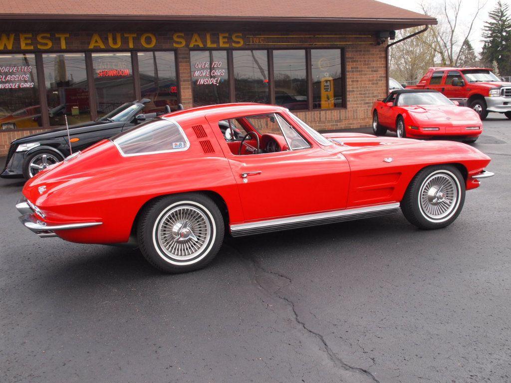 1964 Chevrolet Corvette Stingray - 17681969 - 6