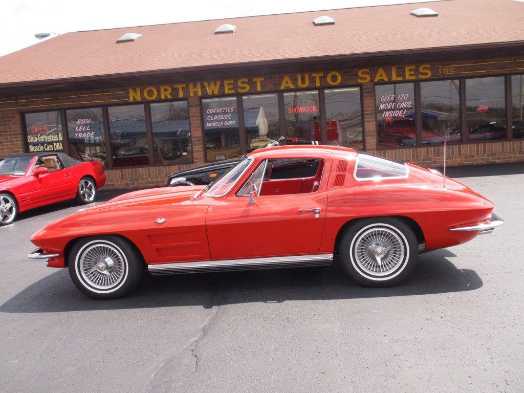 1964 Chevrolet Corvette Stingray - 17681969 - 75