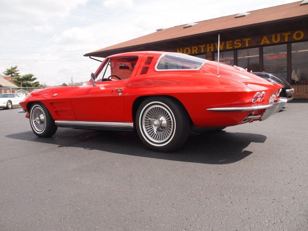 1964 Chevrolet Corvette Stingray - 17681969 - 77