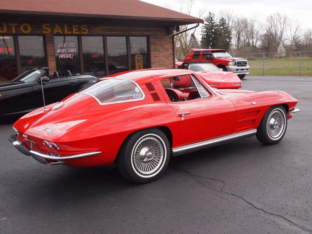 1964 Chevrolet Corvette Stingray - 17681969 - 7