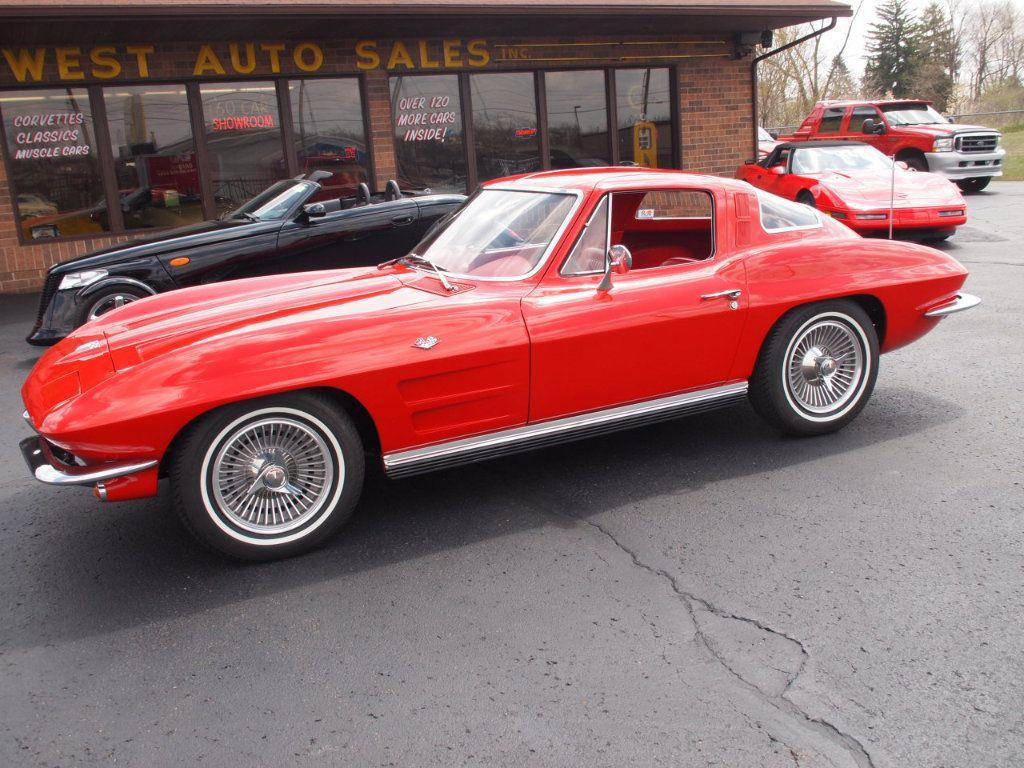 1964 Chevrolet Corvette Stingray - 17681969 - 84