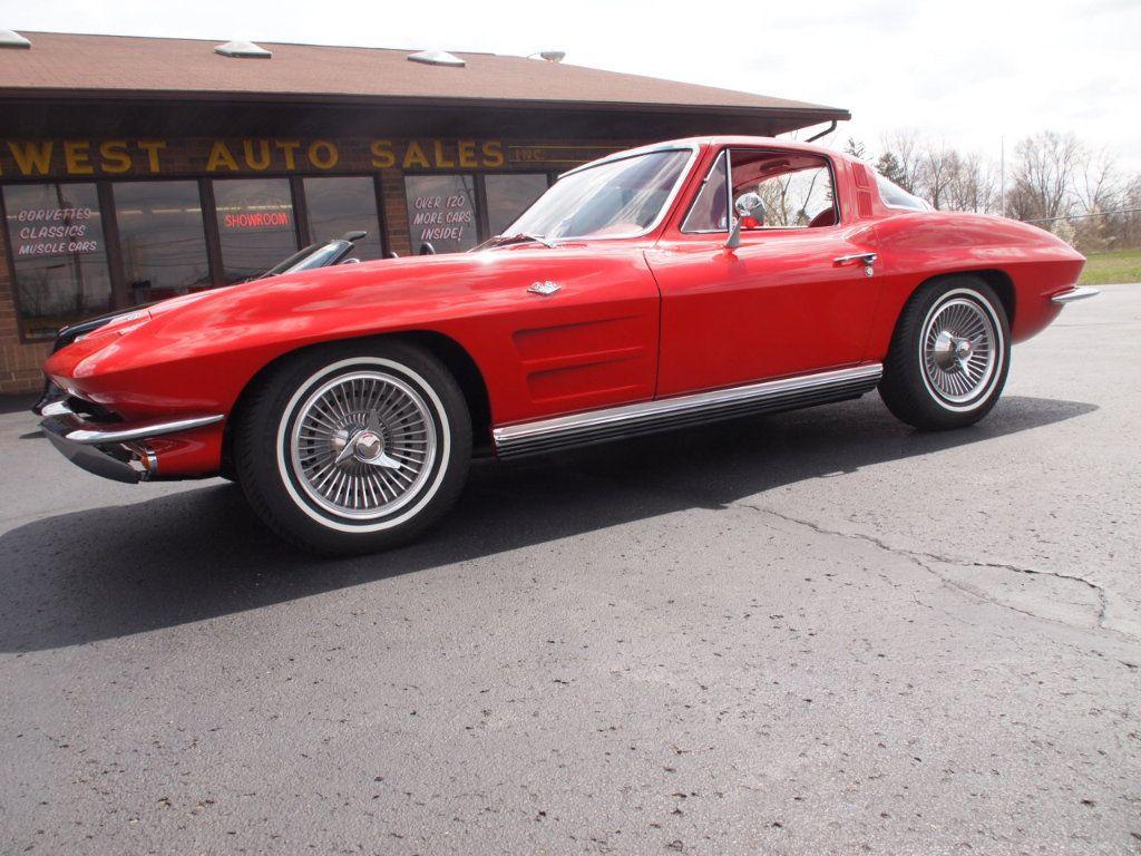 1964 Chevrolet Corvette Stingray - 17681969 - 85