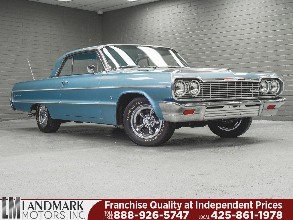 1964 Chevrolet Impala 2dr Sport Coupe - 18513773 - 0