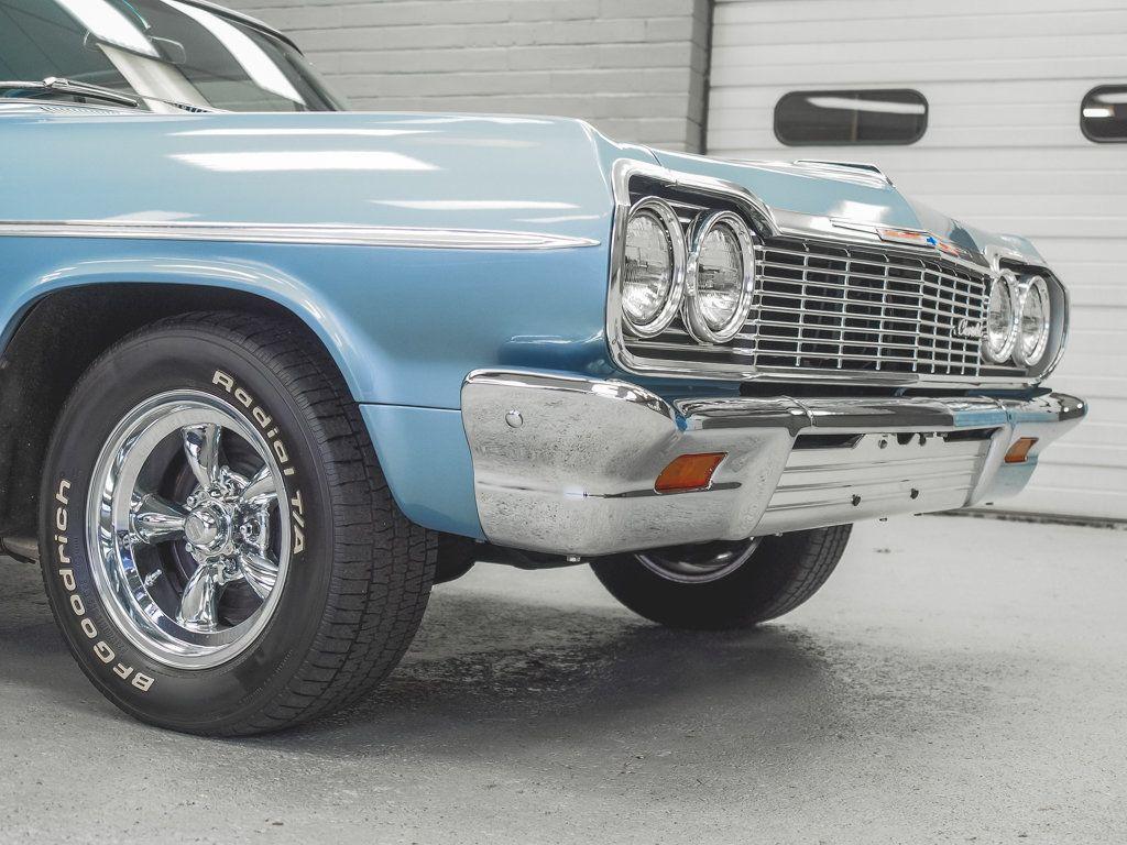1964 Chevrolet Impala 2dr Sport Coupe - 18513773 - 9