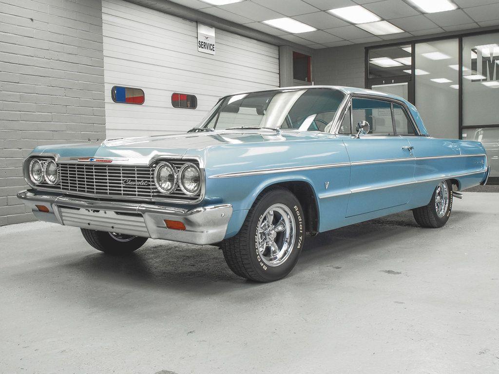 1964 Chevrolet Impala 2dr Sport Coupe - 18513773 - 12