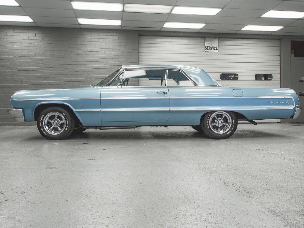 1964 Chevrolet Impala 2dr Sport Coupe - 18513773 - 13