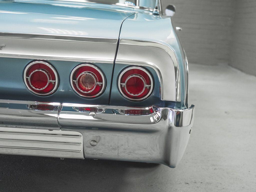 1964 Chevrolet Impala 2dr Sport Coupe - 18513773 - 16