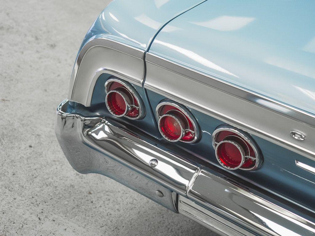 1964 Chevrolet Impala 2dr Sport Coupe - 18513773 - 17